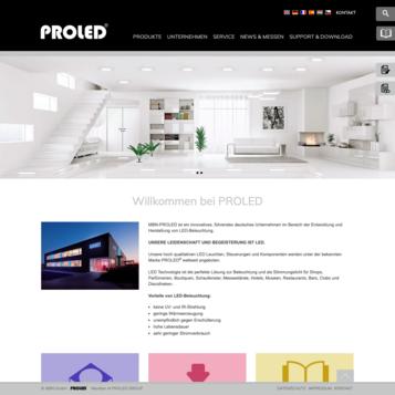 MBN GmbH Unternehmenswebseite